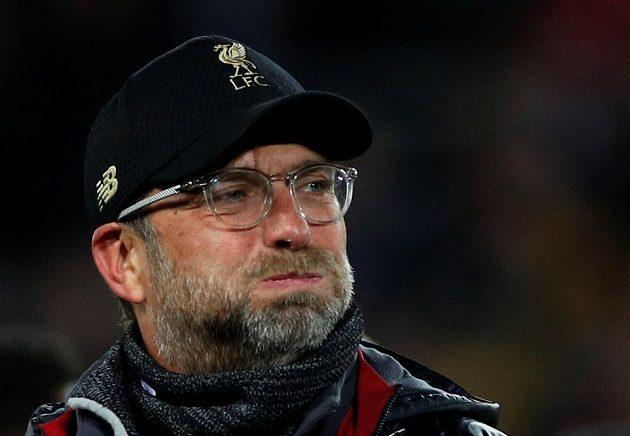 Liverpoolský kouč Jürgen Klopp po úspěšné bitvě s Barcelonou.