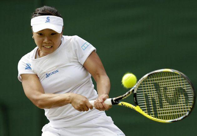 Snaha Japonky Kurumi Naraové na obhájkyni titulu nestačila.