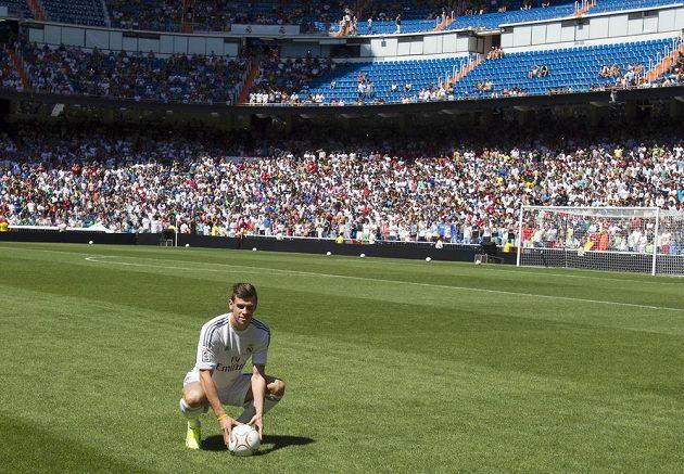 Velšan Gareth Bale.