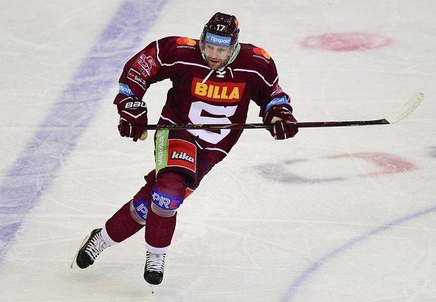 Matador Jaroslav Hlinka se vrátil do sestavy Sparty.
