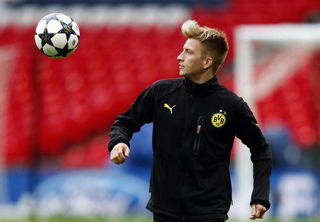 Marco Reus by měl být v sobotním finále hlavním tahounem ofenzívy Dortmundu.