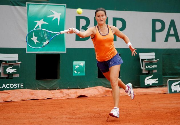 Lara Arruabarrenaová na Petru Kvitovou nestačila.
