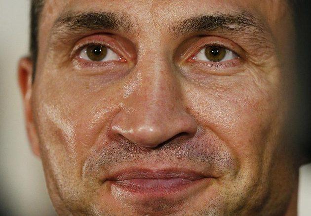 Ukrajinský boxerský fenomén Vladimir Kličko touží po pomstě.