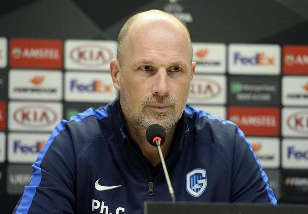 Trenér Genku Philippe Clement