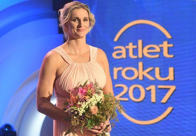 Anketu Atlet roku vyhrála opět oštěpařka Barbora Špotáková.