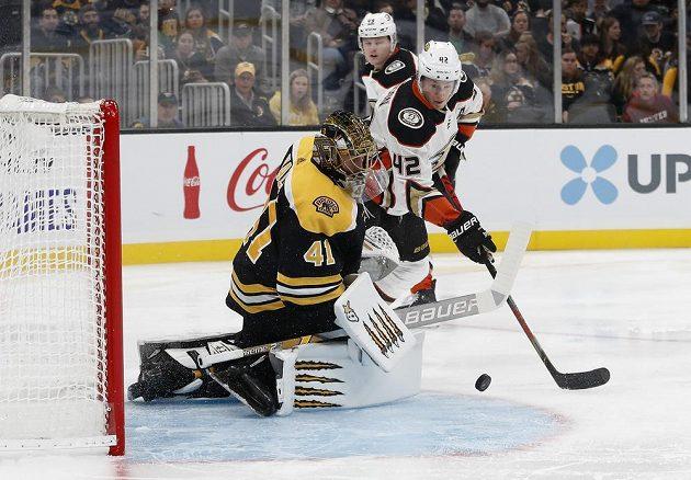 Hokejisté Bostonu si poradili s Anaheimem