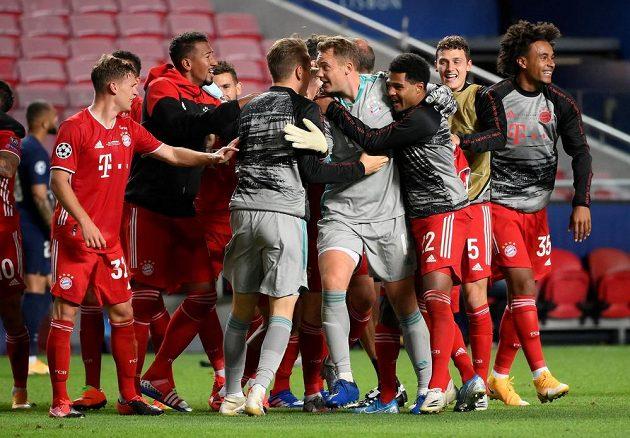 Bayern může slavit, pošesté vyhrál Ligu mistrů!