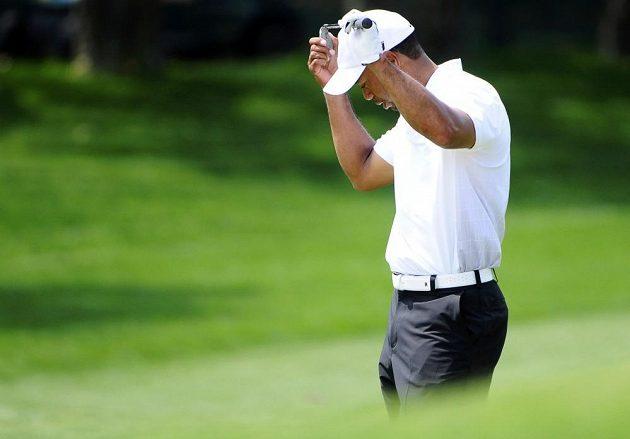 Ne všechno se Tigerovi Woodsovi v Orlandu dařilo.