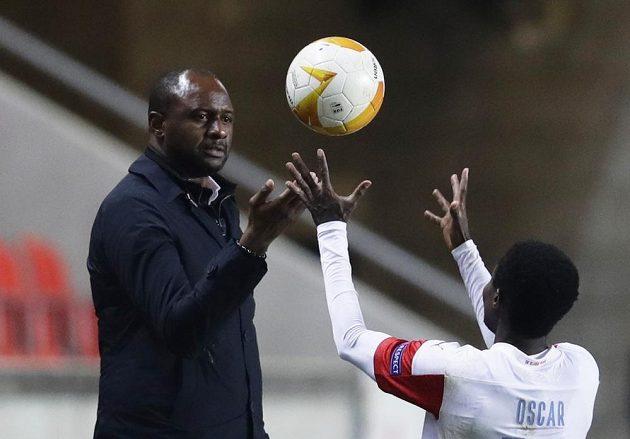 Trenér Nice Patrick Vieira