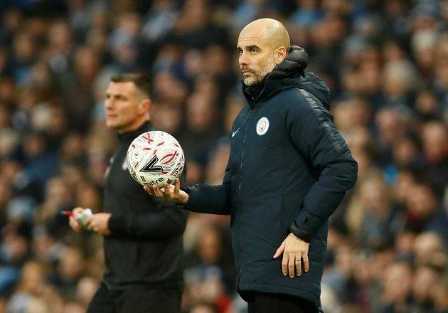 Manažer fotbalového Manchesteru City Pep Guardiola hodlá vytasit v boji o mistrovský titul v Premier League nečekaný trumf.