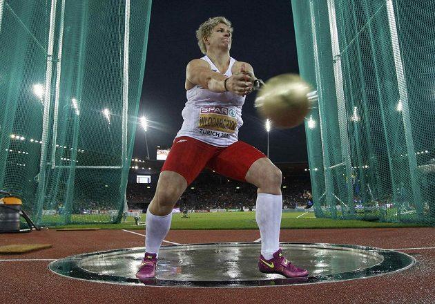 Na třetí pokus poslala Anita Wlodarcyzková své kladivo do vzdálenosti 78,86 metrů.