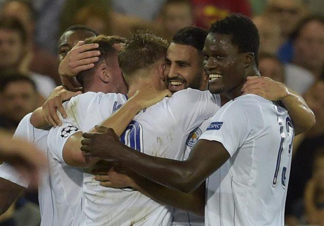 Fotbalisté Leicesteru City vstoupili do Ligy mistrů ve velkém stylu.