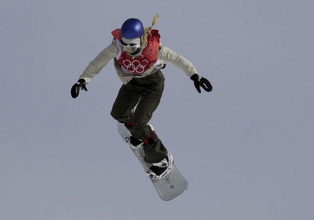 Anna Gasserová je první olympijskou vítězkou ve snowboardové disciplíně Big Air.
