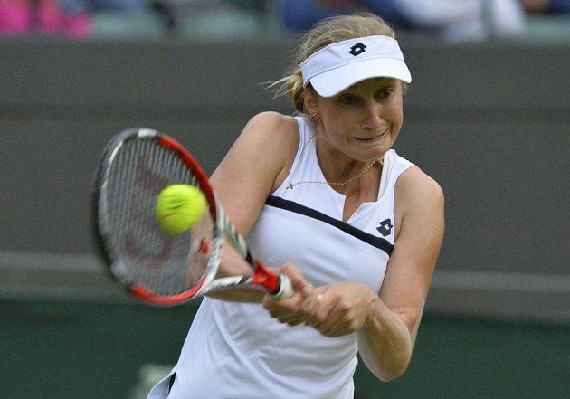 Ruská tenistka Jekatěrina Makarovová.