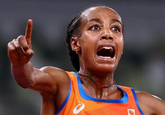 Sifan Hassanová z Nizozemska vyhrála v Tokiu běh na 10.000 metrů