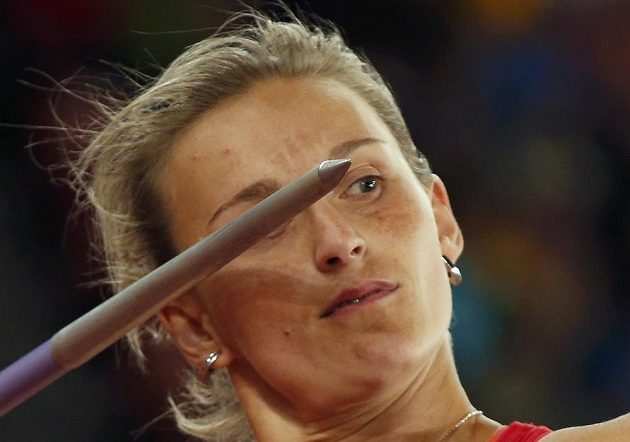 Oštěpařka Barbora Špotáková vybojovala na ME v Curychu zlato.