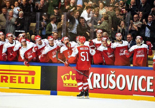Dánský hokejový hrdina je Frans Nielsen. Proměnil nájezd a rozhodl o výhře na MS nad Německem.