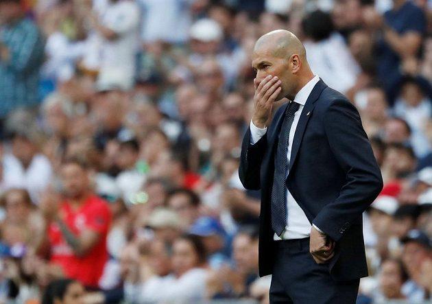 Nový trenér Realu Madrid Zinédine Zidane má za sebou vítěznou premiéru.