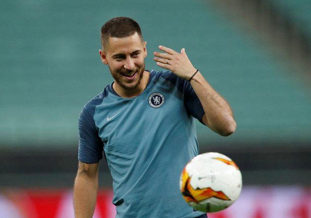 Belgický fotbalista Eden Hazard prý ve středu odehraje poslední zápas za Chelsea. V létě pak odejde do Realu Madrid.