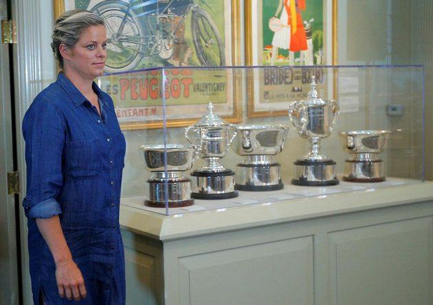 Vítězka čtyř grandslamů Kim Clijstersová se hodlá pokusit o návrat k tenisu.