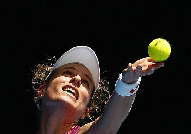 Britka Johanna Kontaová zkompletovala semifinále dvouhry žen na Australian Open.