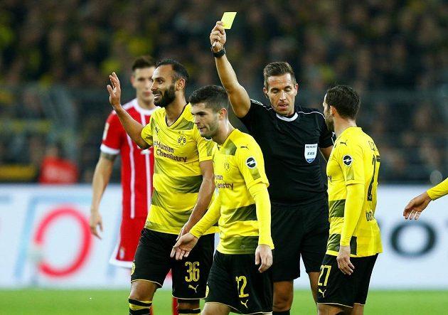 Fotbalisté Borussie Dortmund nestačili ve šlágru bundesligy na Bayern a prohráli 1:3.