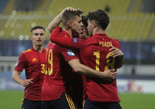 Španělská radost.