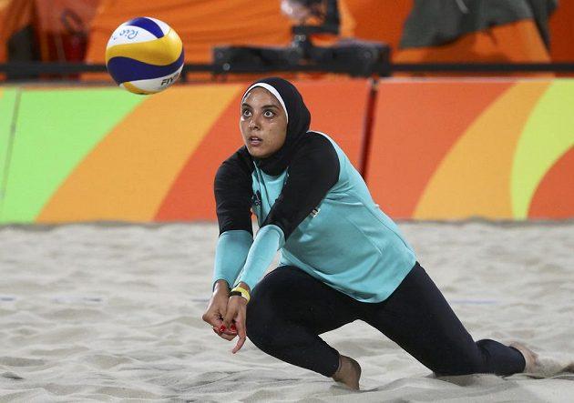 Hidžáb a maximální soustředění. Na oblečení nezáleží.
