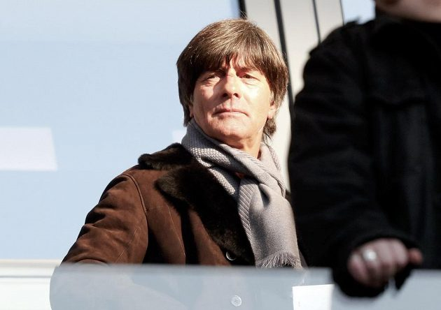Na zápas Lipsko - Hoffenheim byl zvědav i kouč německé reprezentace Joachim Löw.