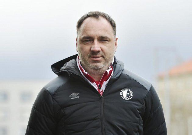 Fotbalisté Slavie Praha zahájili 3. ledna 2018 v Praze zimní přípravu před jarní částí prvoligové sezóny. Vedl ji nový trenér Jindřich Trpišovský.