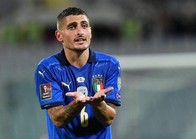 Úřadující evropští šampioni fotbalisté Itálie nečekaně remizovali doma v kvalifikaci o postup na mistrovství světa 2022 s Bulharskem 1:1. Italský reprezentant Marco Verratti nechápal, co se stalo, že tým nevyhrál.