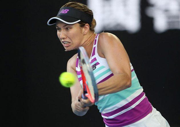 Překvapení! Danielle Collinsová z USA je v semifinále tenisového Australian Open.