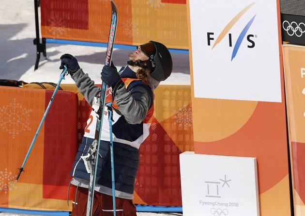 Americký akrobatický lyžař David Wise obhájil na OH v Pchjongčchangu zlato v U-rampě ze Soči.
