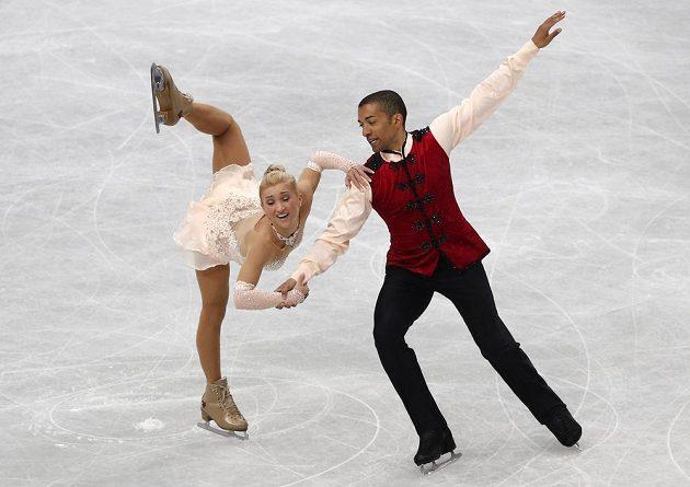 Krasobruslaři Aljona Savchenková a Robin Szolkowy z Německa získali na MS pátý titul.