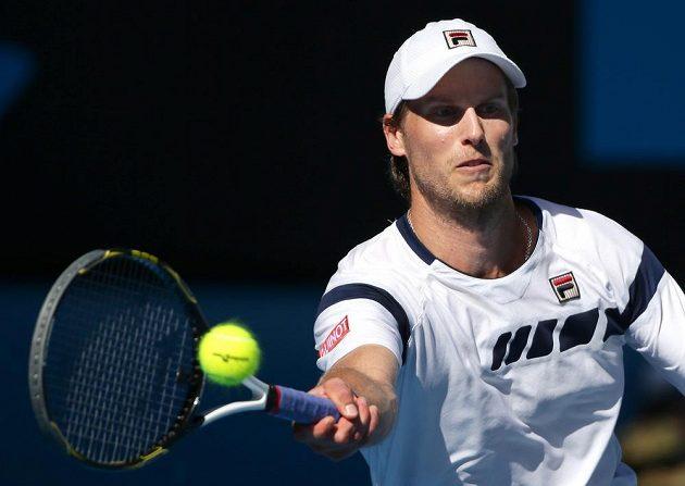 Ital Andreas Seppi šokoval tenisový svět, ve třetím kole Australian Open vyřadil Švýcara Rogera Federera.