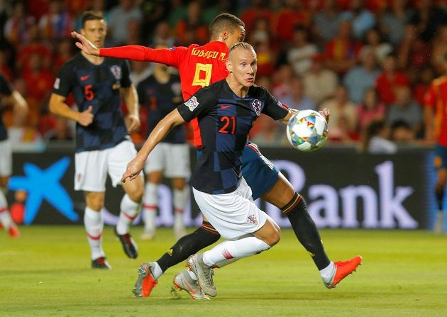 Španělé v zápase s Chorvatskem jasně kralovali