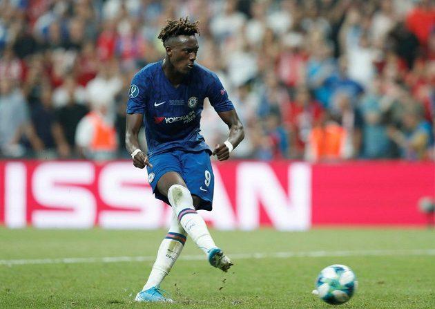Tammy Abraham neproměněnou penaltou pohřbil naděje Chelsea.