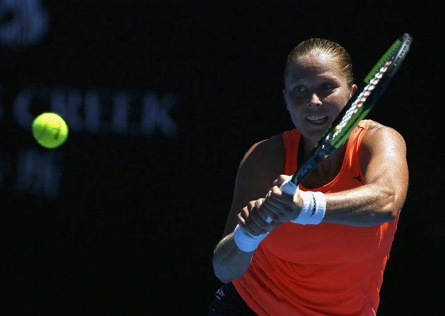 Američanka Shelby Rogersová se na Australian Open postarala o překvapení.