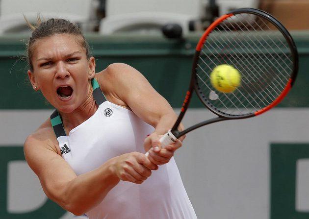 Rumunka Simona Halepová porazila ve 3. kole tenisového French Open přemožitelku Markéty Vondroušové Rusku Darju Kasatkinovou 6:0, 7:5.