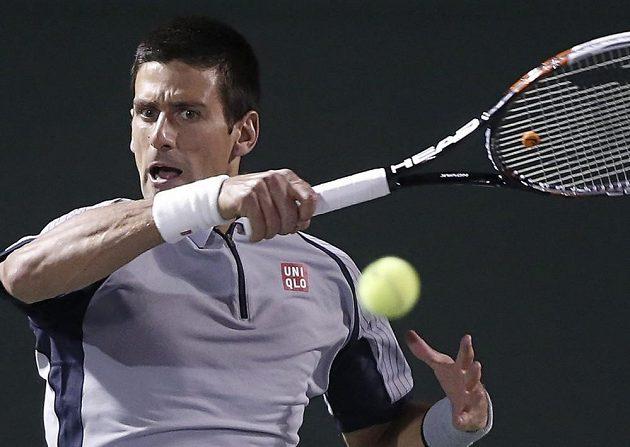 Novak Djokovič na turnaji v Miami skončil.