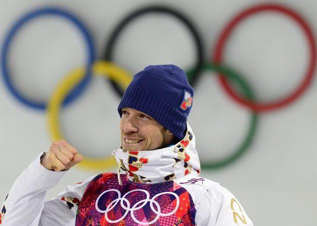 Jaroslav Soukup vybojoval bronzovou medaili.