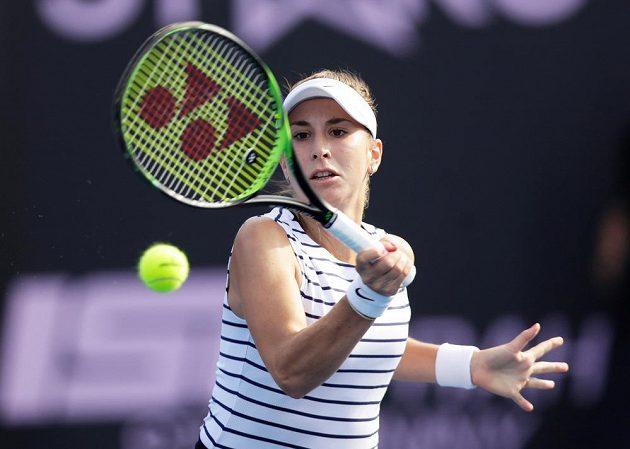 Švýcarka Belinda Bencicová potvrdila na pražské Štvanici svoji světovou extratřídu.