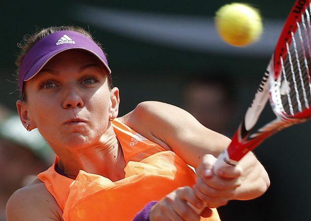 Soustředění Simony Halepové, rumunské finalistky French Open.