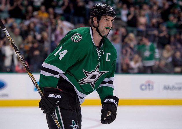 Jamie Benn, který si také krátce zahrál s Jágrem, oslavil nečekaný triumf v produktivitě NHL.