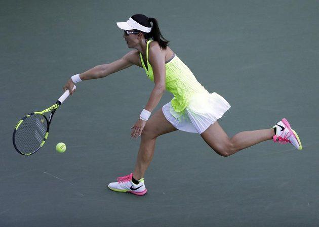 Čeng Saj-saj na US Open.