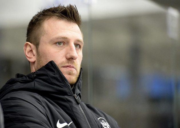 Nový asistent trenéra hokejového Kladna Jiří Tlustý.