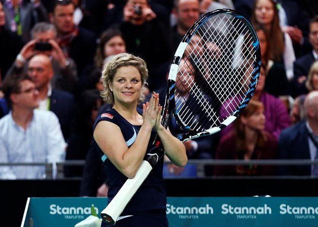 Bývalá světová jednička a vítězka čtyř grandslamů Kim Clijstersová se v šestatřiceti letech hodlá pokusit o návrat k tenisu.