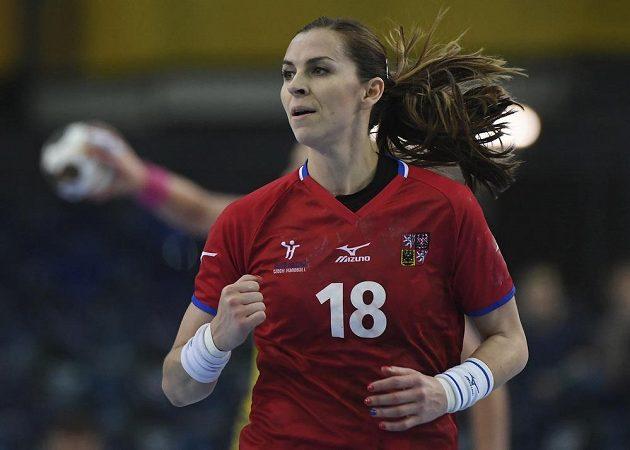 Iveta Luzumová.