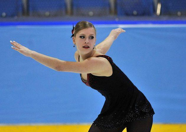 Eliška Březinová na mezinárodním mistrovství ČR v Bratislavě vybojovala podruhé v kariéře republikový titul.