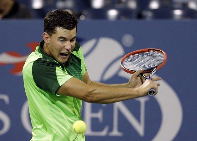 Rakouský tenista Dominic Thiem.